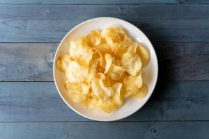 ポテトチップスを食べる回数が減った話。